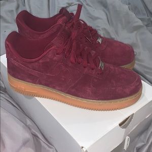 Women's Air Force 1 Suede